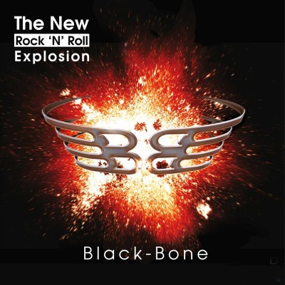 Albumcover van The New Rock 'n' Roll Explosion van Black-Bone